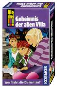 KOSMOS Die drei !!! Geheimnis der alten Villa (Mitbringspiel)