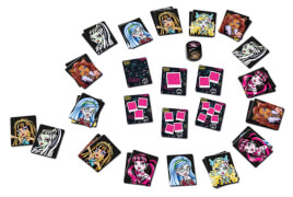 Kosmos Monster High - Monsterkrasses Such-Spiel Mitbringspiel