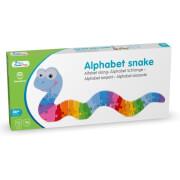 Alphabet Puzzle - Schlange