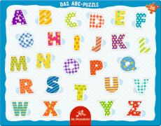 Rahmenpuzzle Das ABC 26 Teile