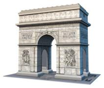 Ravensburger 125142 Puzzle 3D: Triumphbogen 216 Teile