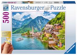 Ravensburger 13687 Puzzle Hallstatt in Österreich 500 Teile