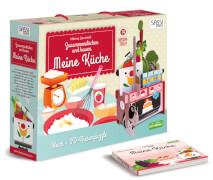 3D Riesenpuzzle Meine kliene Küche inklusive Begleitbuch