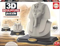 3D Sculpture Puzzle Tutankhamon 160 Teile