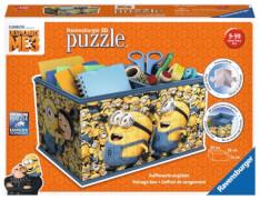 Ravensburger 11260 Puzzle 3D Minions 3 Aufbewahrungsbox 216 Teile