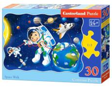 Spielwaren: Space Walk, Puzzle 30 Teile