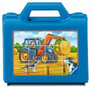 Ravensburger 02432 Puzzle Bauernhoffahrzeuge 12 Teile