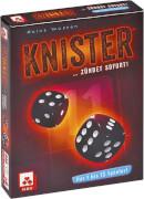 Knister #zündet sorfort! - Gesellschaftsspiel, ab 8 Jahren