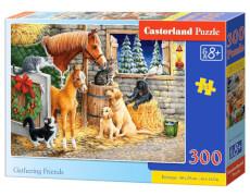 Spielwaren: Gathering Friends, Puzzle 300 Teile