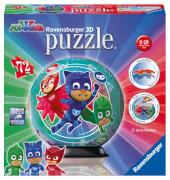 Ravensburger 117970 Puzzleball PJ Masks, 72 Teile