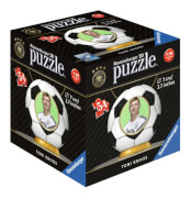 Ravensburger 11934 Puzzleball Toni KroosDFB Spieler 54 Teile