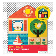 Puzzle Tag und Nacht 5 Teile