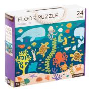 Puzzle Floor Fische 24 Teile