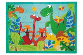 Scratch - Puzzle Dino 40 Teile