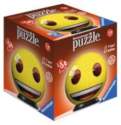 Ravensburger 119219 Puzzleball: Emoji 54 Teile