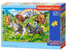 Spielwaren: Princess Horse Ride,Puzzle 260 Teile