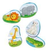 Ravensburger 04538 Badepuzzle Zoo