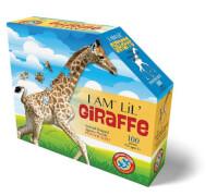 Madd_Capp - Shape Puzzle Junior Giraffe 100 Teile