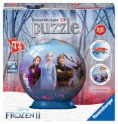 Ravensburger 11142 Puzzleball Disney Frozen 2 72 Teile