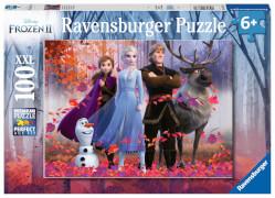 Ravensburger 12867 Puzzle Disney Die Eiskönigin 2 100 Teile XXL