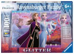 Ravensburger 12868 Puzzle Disney Die Eiskönigin 2 100 Teile XXL