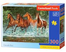 Castorland Cascade Run, Puzzle 300 Teile