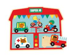 Sounds Puzzle: Super Jo