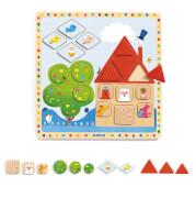 Holz Puzzle: Ludigeo