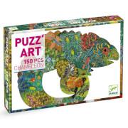 Puzz'Art: Chameleon
