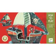 Pop to play: Piratenschiff 3D