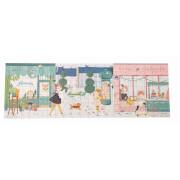 Puzzle Les Parisiennes 140 Teile