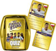 Winning Moves Top Trumps Quiz World Football Stars