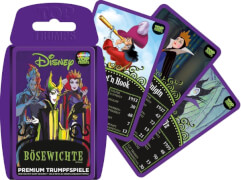 Winning Moves Top Trumps - Disney Bösewichte