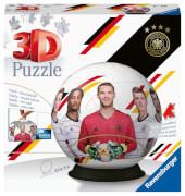 Ravensburger 11181 Puzzle 3D DFB EM Teamball 72 Teile