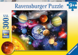 Ravensburger 13226 Puzzle Solar System 300 Teile XXL