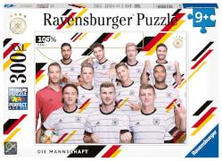 Ravensburger 12909 Puzzle: Europameisterschaft 2020, 300 Teile