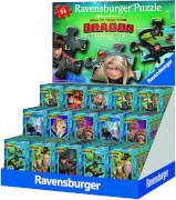 Ravensburger 72184 VKK Minipuzzle Dragons 3