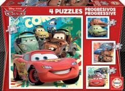 Educa - Cars 12/16/20/25 Teile