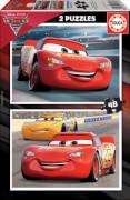 Educa - Cars 3 2x48 Teile