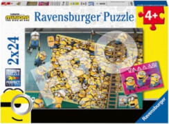 Ravensburger 05085 Die Minions in Aktion