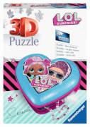 Ravensburger 11233 Puzzle Herzschatulle - LOL Surprise 54 Teile