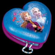 Ravensburger 11236 Puzzle Herzschatulle - Frozen 2 54 Teile