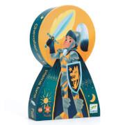 Formen Puzzle: Ritter des Vollmonds