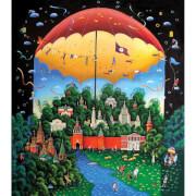 DaVici Puzzle - Tag und Nacht