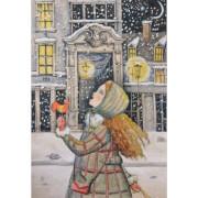 DaVici Puzzle - Köstlicher Schnee