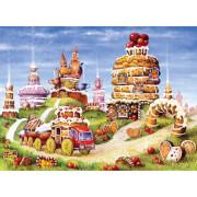DaVici Puzzle - Biskuitrutschen