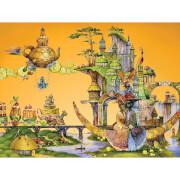 DaVici Puzzle - Ich träumte mal