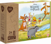 Clementoni Puzzle Maxi Play for Future - Winnie the Pooh 24 Teile