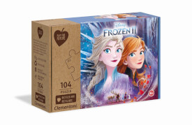 Clementoni Puzzle Play for Future - Frozen 2 104 Teile