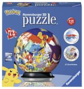 Ravensburger 11785 Puzzle Pokémon 72 Teile